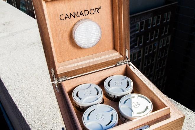 Cannador Multi-Strain Storage System