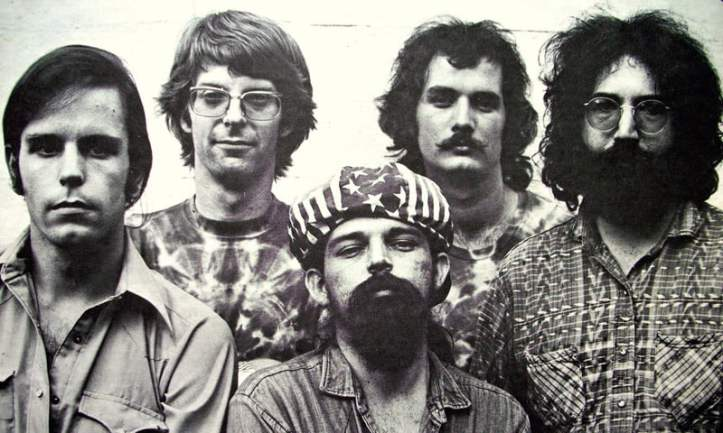 history of 420 grateful dead
